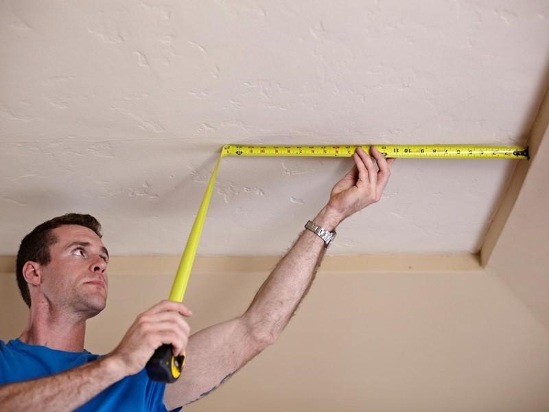 Как сделать натяжной потолок своими руками рисунок 553
