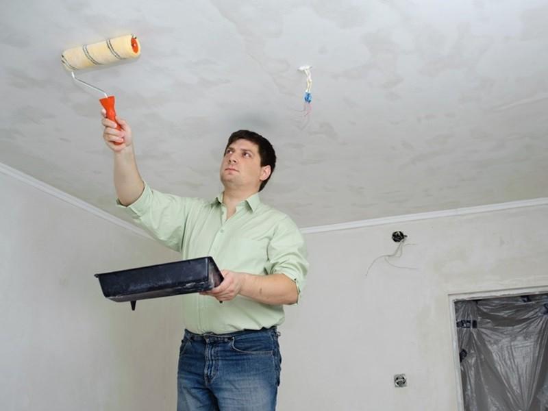 Как сделать натяжной потолок своими руками рисунок 552