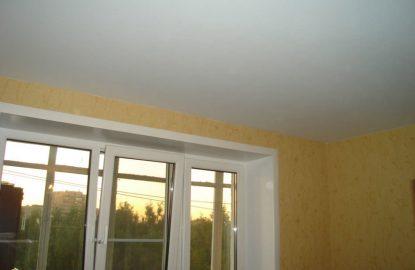Натяжные потолки без нагрева рисунок 1313