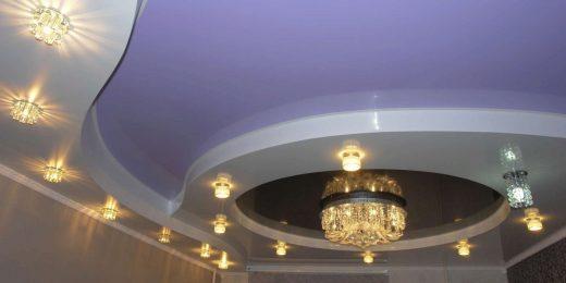 Монтаж натяжных конструкций в Ликино-Дулеве