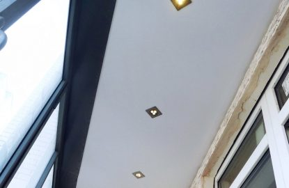 Натяжные потолки на балконе рисунок 1180