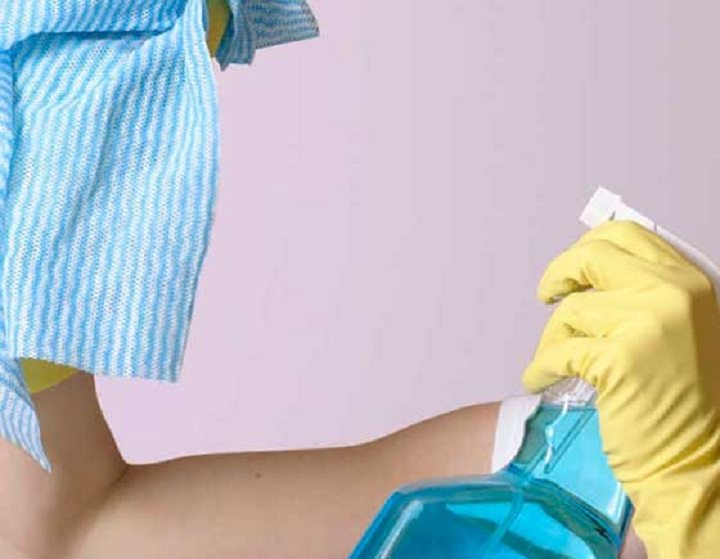 Как мыть натяжные потолки в домашних условиях рисунок 809