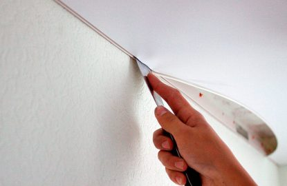 Технология установки натяжных потолков рисунок 850