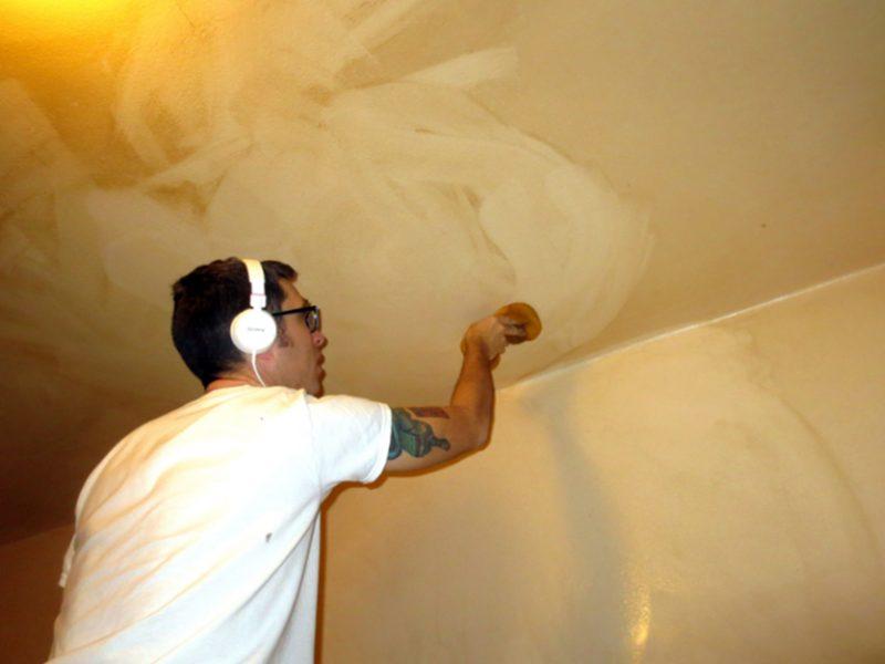 Как мыть натяжные потолки рисунок 690