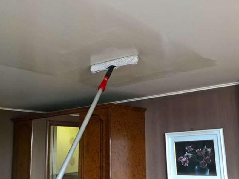 Как мыть натяжные потолки рисунок 691