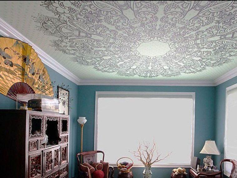 Виды натяжных потолков рисунок 798