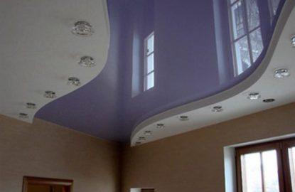 Натяжные потолки Descor в Москве и Области рисунок 947