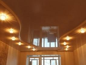 Демонтаж натяжного потолка рисунок 661