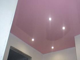 Натяжные потолки эконом-класса рисунок 3