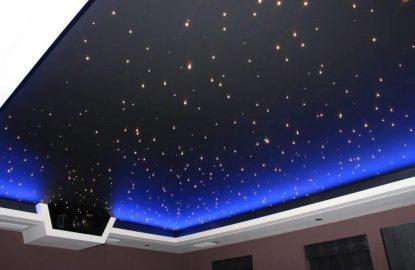 Натяжные потолки галактика рисунок 1395