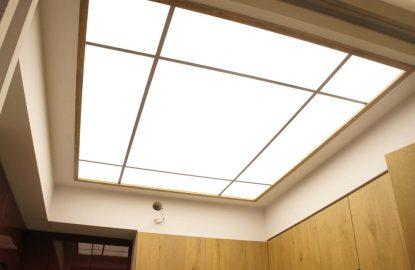 Светящиеся натяжные потолки рисунок 1355