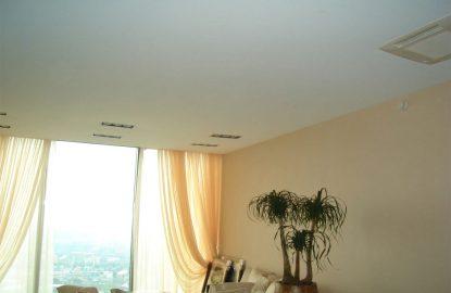 Бесшовные тканевые натяжные потолки рисунок 1369